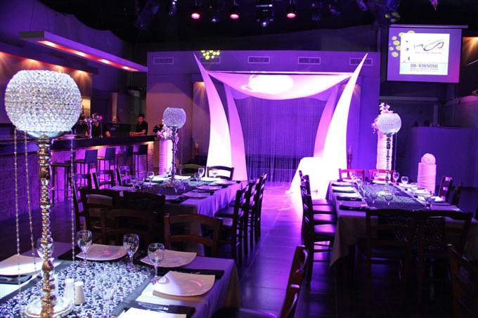 גן אירועים לחתונה במרכז